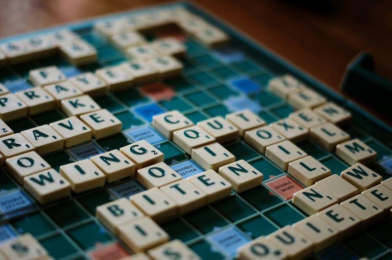 Scrabble analytics - Evidence Soup DATA FOR DECIDING