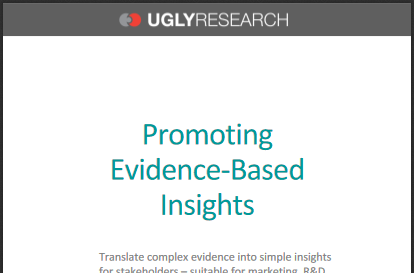 free guide for presenting evidence-based insights