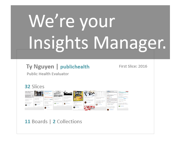 Insights Manager for Data Storytelling