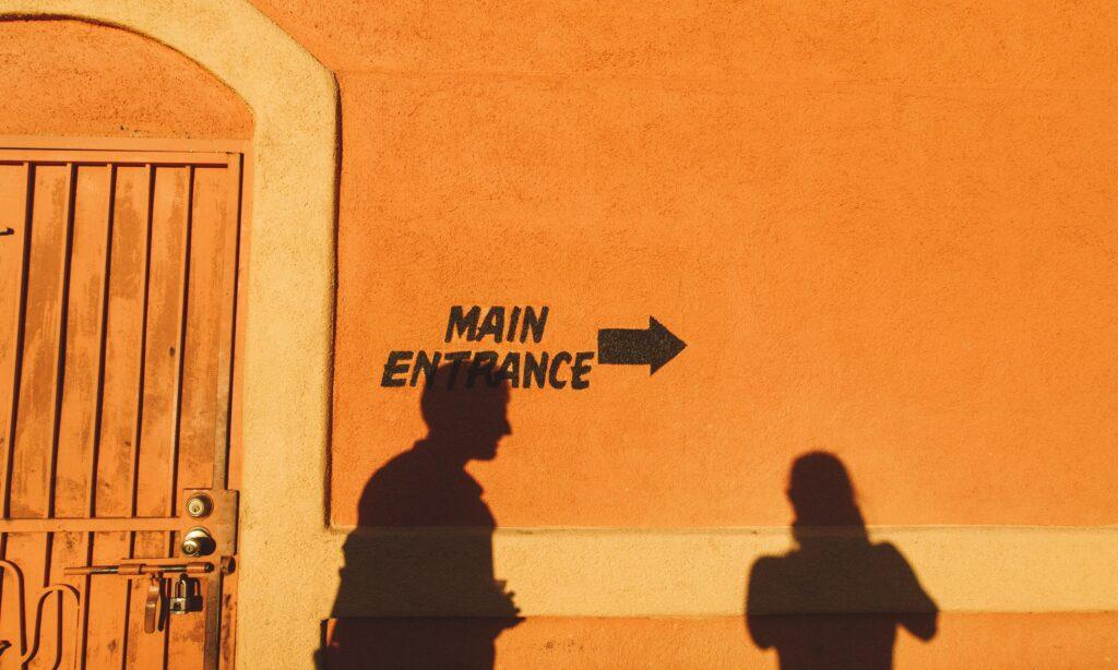Museum of AI entrance