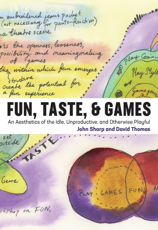 Fun, Taste, & Games book cover