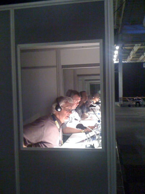 Translators at IFLA 2010