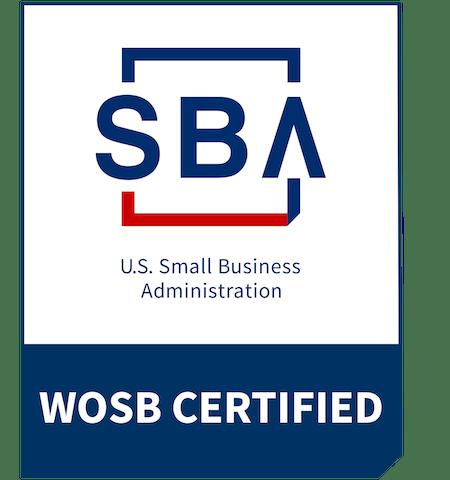 SBA WOSB Certified Icon